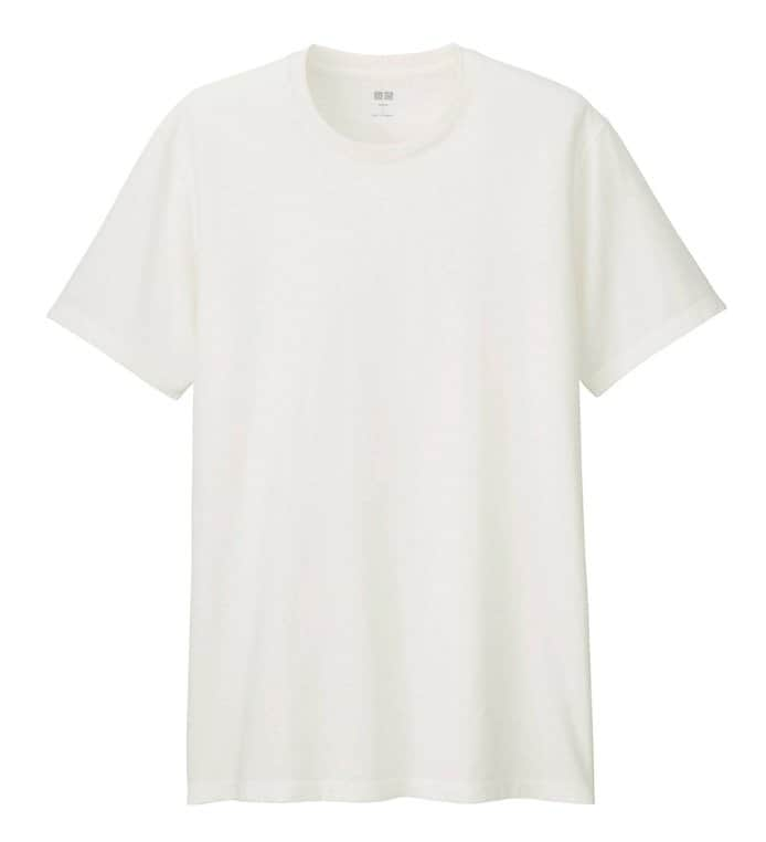 Uniqlo Men's Supima Cotton T-Shirt (pack of 2)