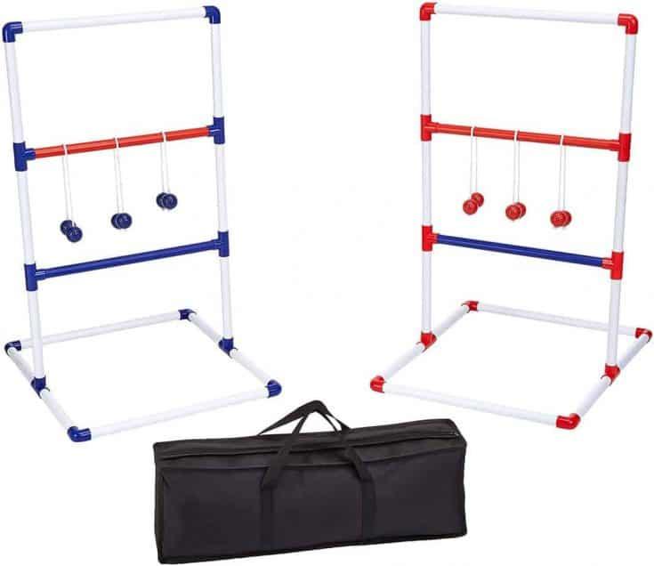 Ladderball Backyard Game