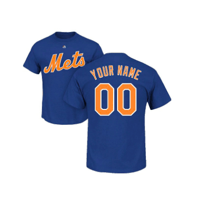 Custom MLB Team T-Shirt