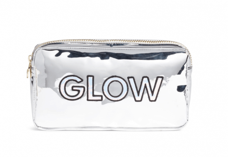 Stoney Clover Lane Small Patent Pouch