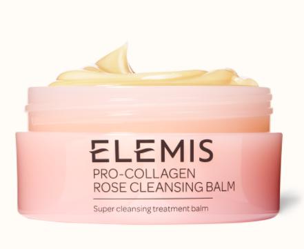 elemis rose cleansing balm