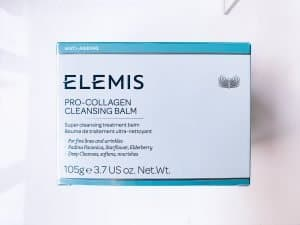 elemis pro collagen cleansing balm review
