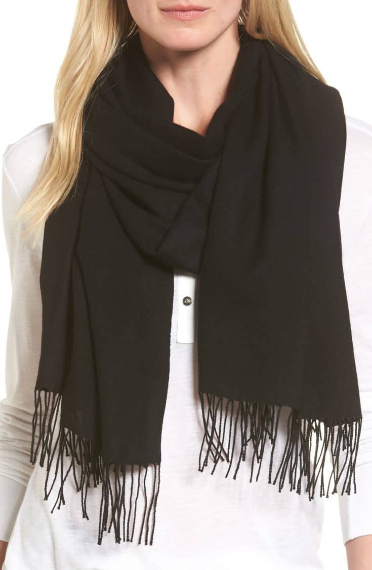 The Perfect Travel Scarf