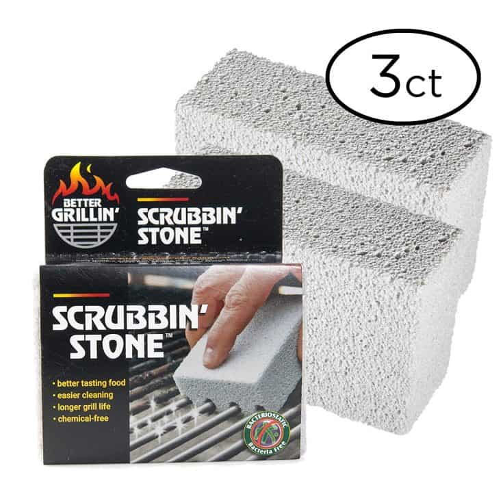 Stone Grill Cleaner