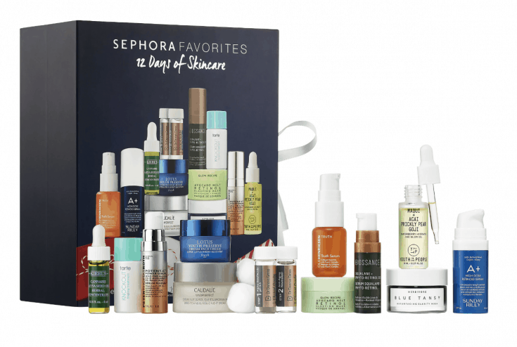 Sephora's 12 Days of Skincare