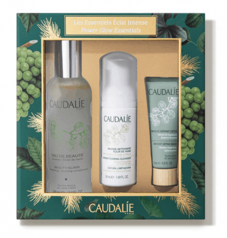 Caudalie Beauty Elixir Power Glow Essentials