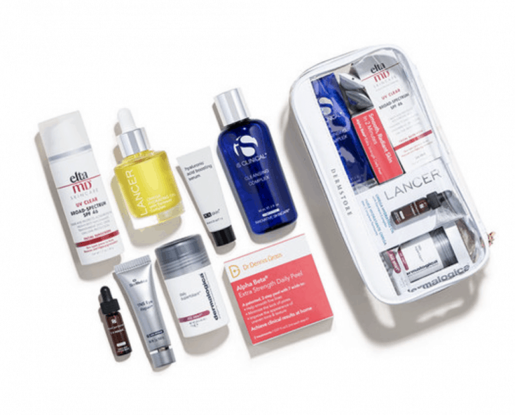 Best of Dermstore: Professional Skincare Kit