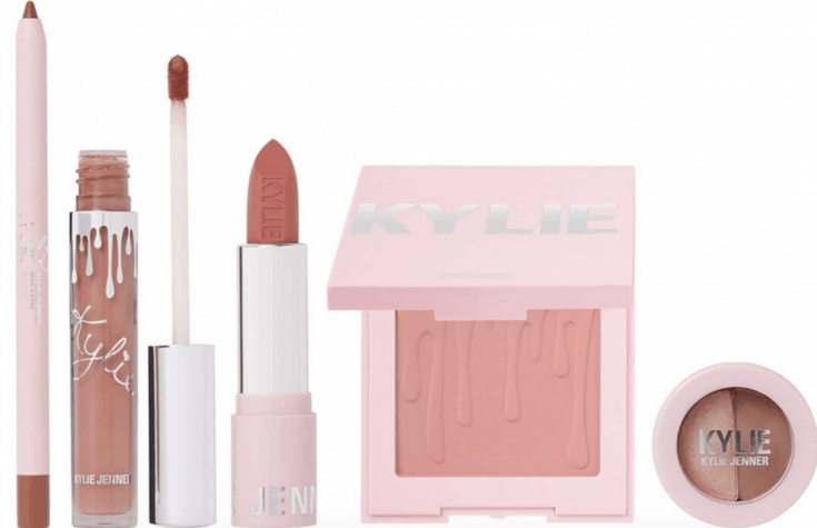 Kylie Holiday Try It Kit