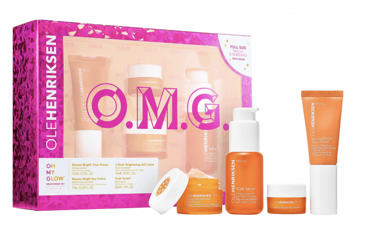 O.M.G. (Oh My Glow) Brightening Set by Ole Henriksen