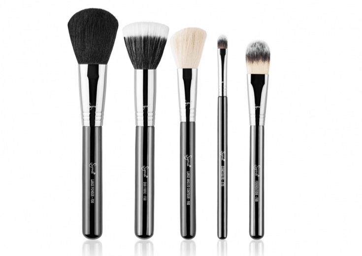 Sigma Basic Face Kit Set of Five Brushes