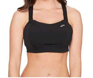 Brooks Juno best Sports Bra for large breasts