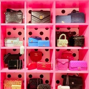 amore tokyo vintage designer chanel