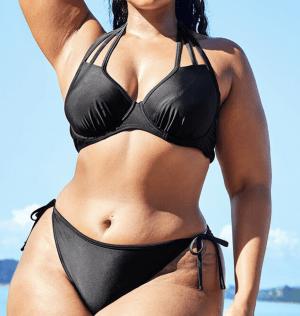 best bikini top for DD+