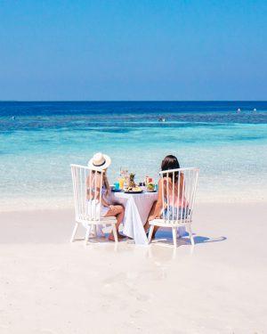 maldives girls trip