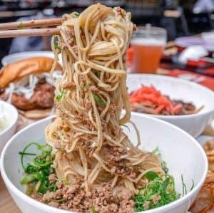 harajuku gyoza tokyo best things to eat in tokyo