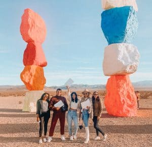seven magic mountains vegas