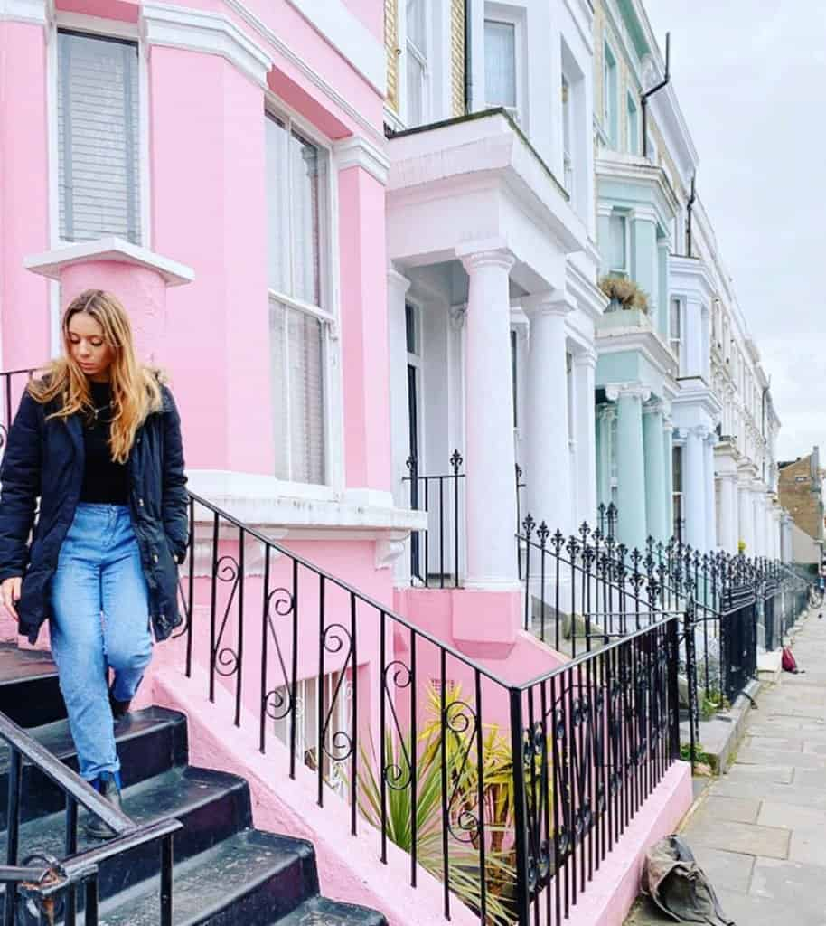 Portobello Road most instagrammable places in london