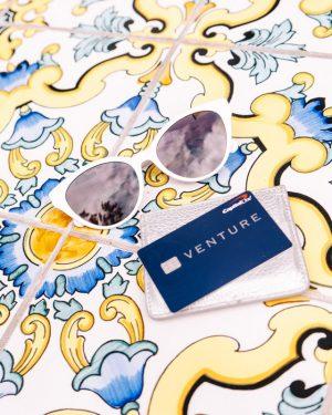 capital one venture card