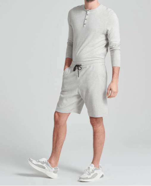 Naadam Cotton Cashmere Sweatshort