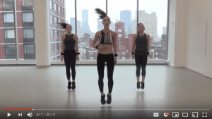 dance body streaming at home workout