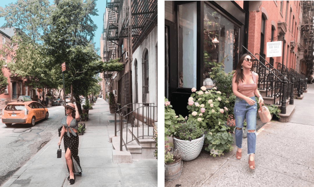 NYC Girls Weekend itinerary