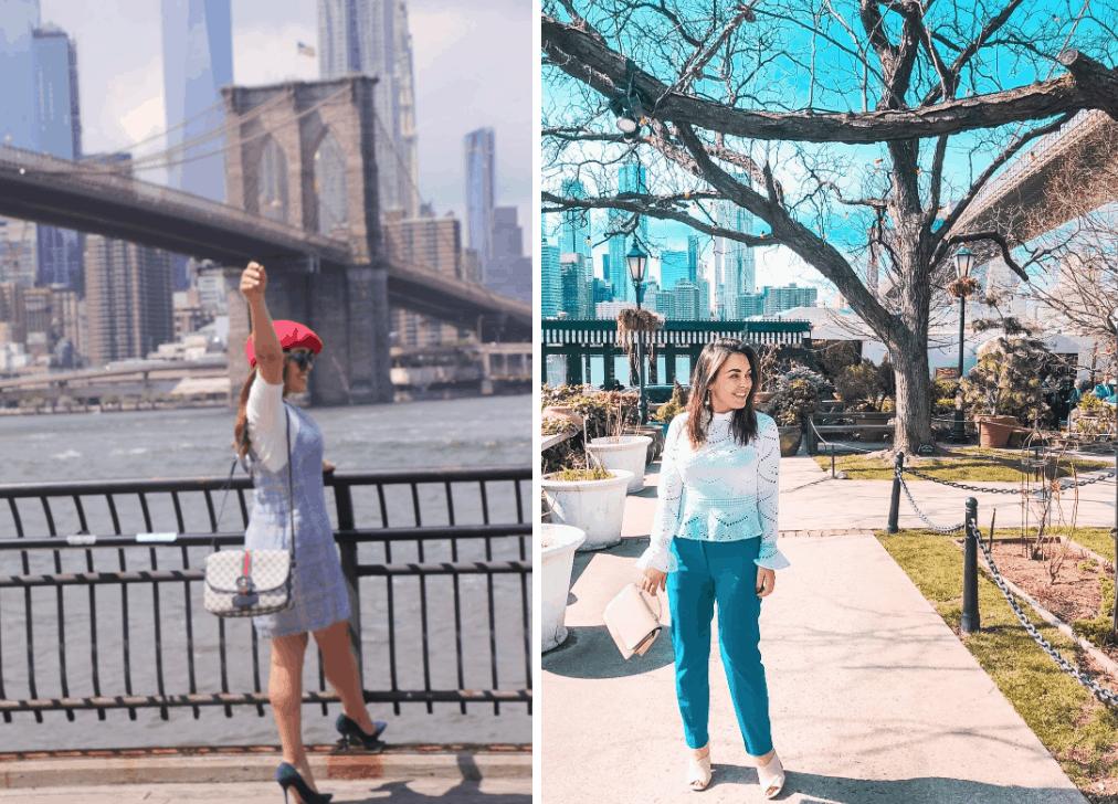 NYC Girls trip itinerary