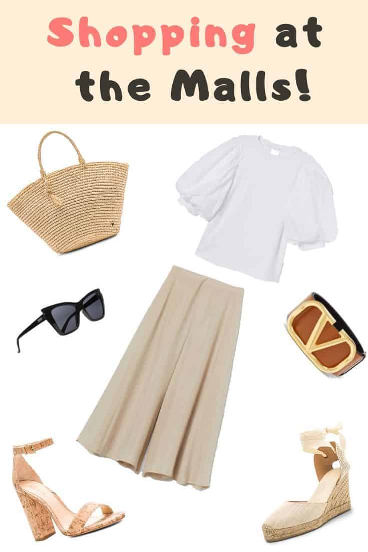 What to Wear - Dubai Malls