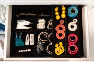california closets jewelry tray accessories