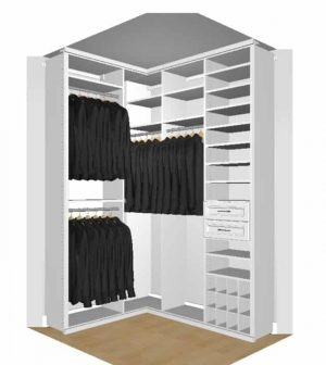 How Much Do California Closets Cost