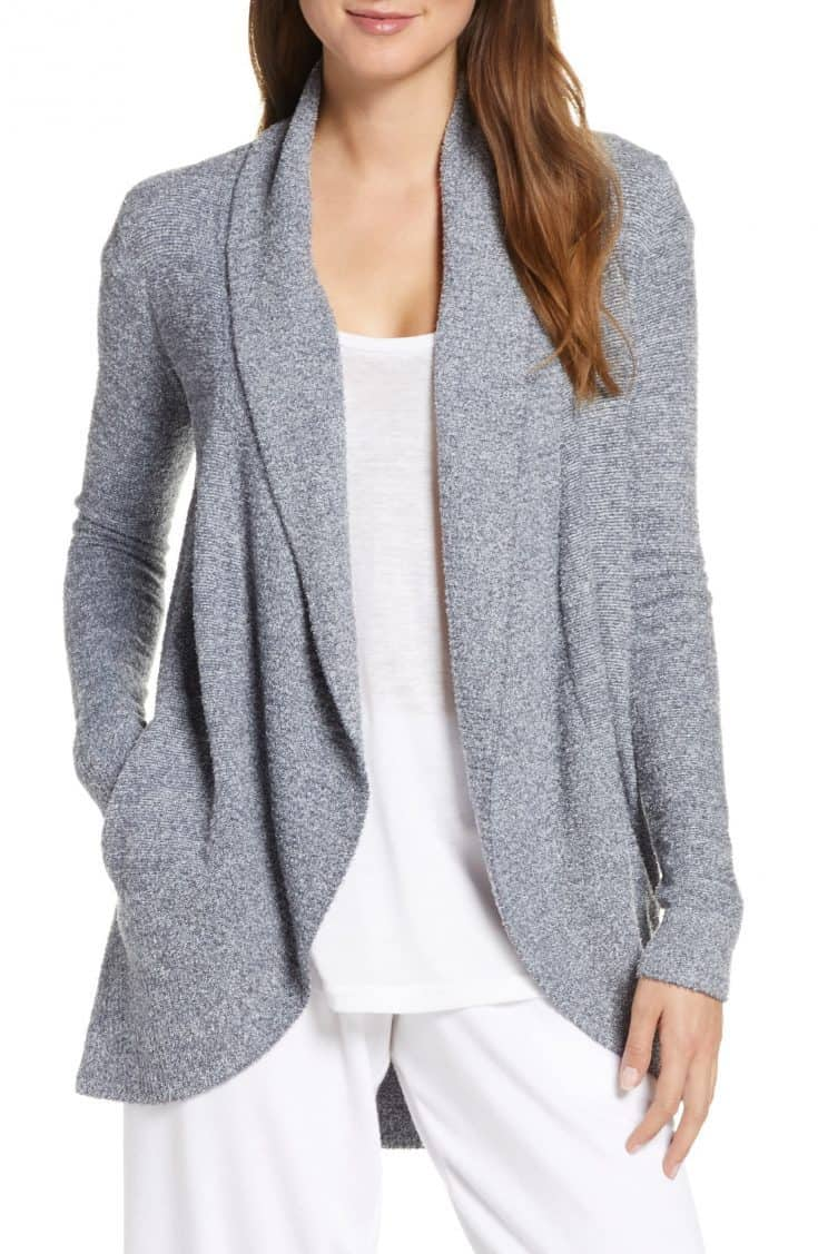 Barefoot Dreams Cozy Chic Lite Circle Cardigan