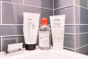 best cleansers to prevent acne
