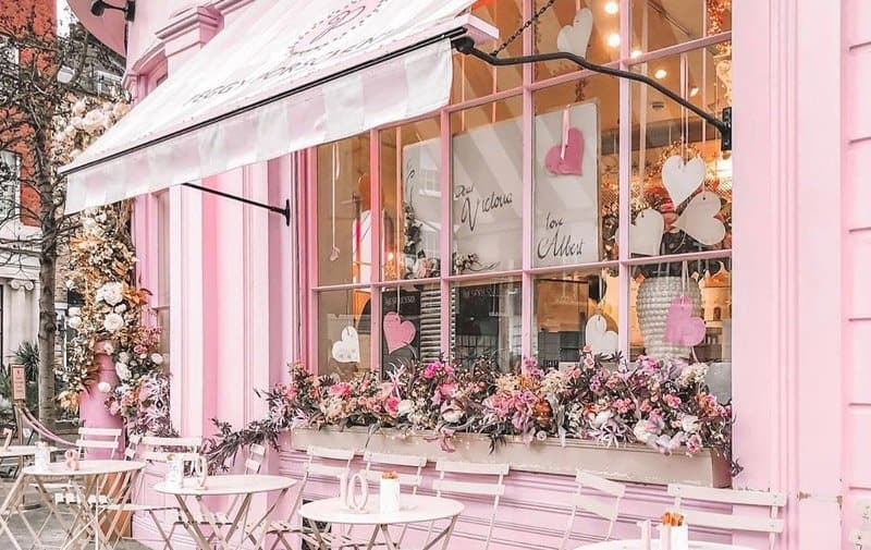 most instagrammable places in london