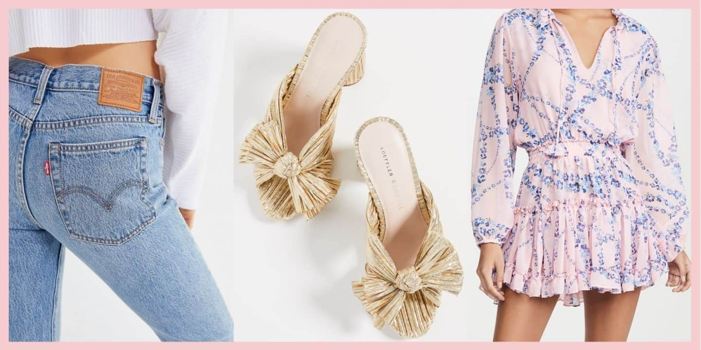 shopbop spring 2020 sale picks