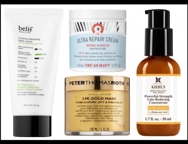 Easy 4 Step Skincare Regimen for Men