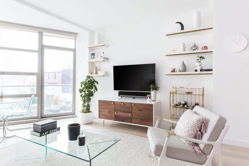 modern living room affordable furniture