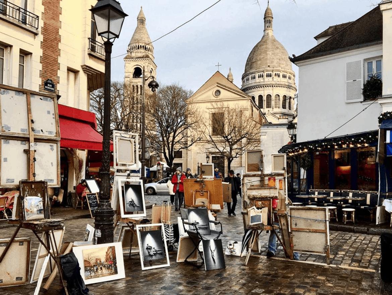 Place de Tertre