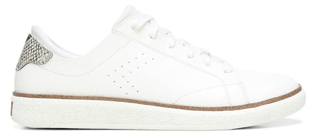 dr scholls best white sneakers