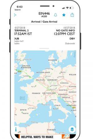 flight aware flight tracking app