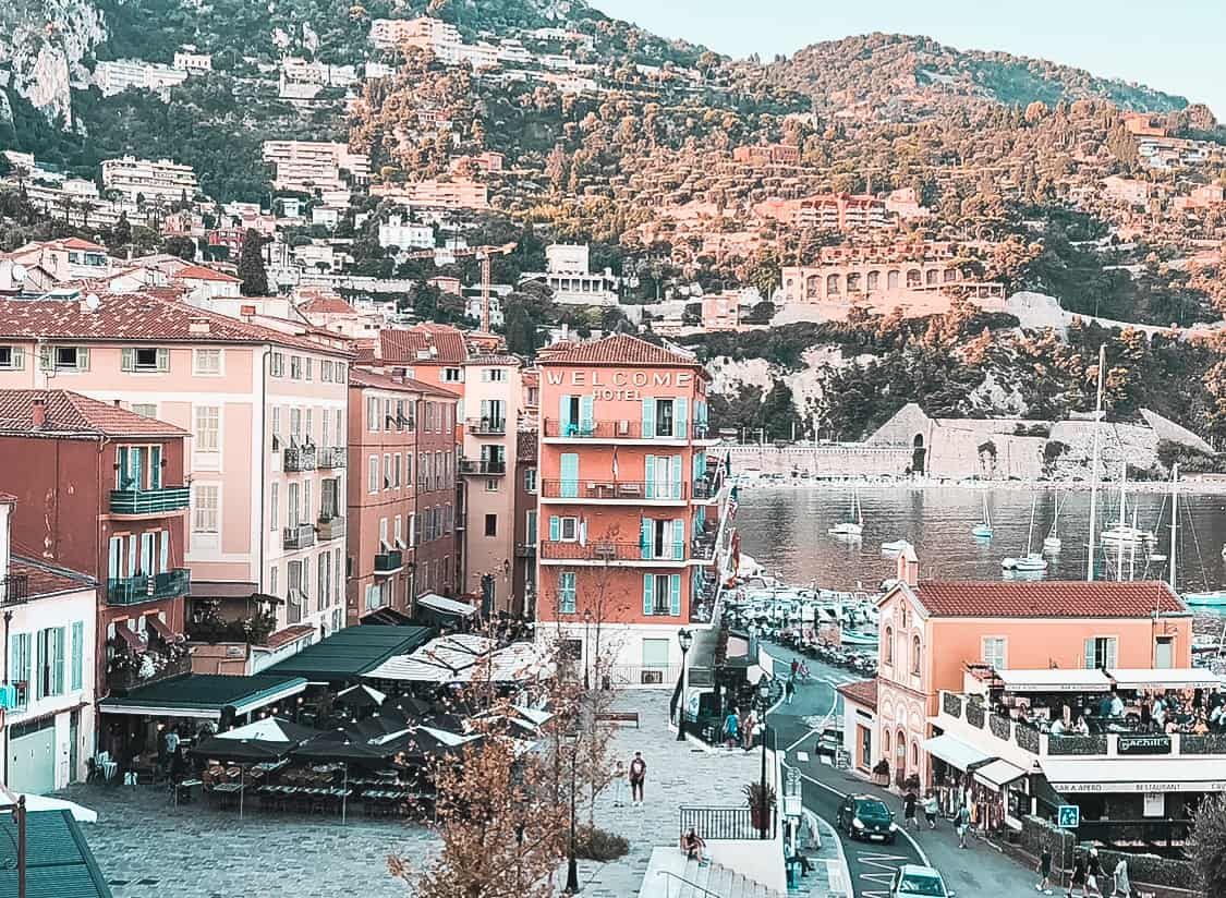 south of france itinerary 10 days