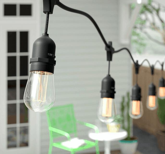 wayfair outdoor string lighting