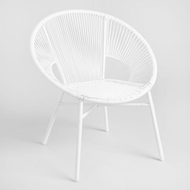 world market wicker chair