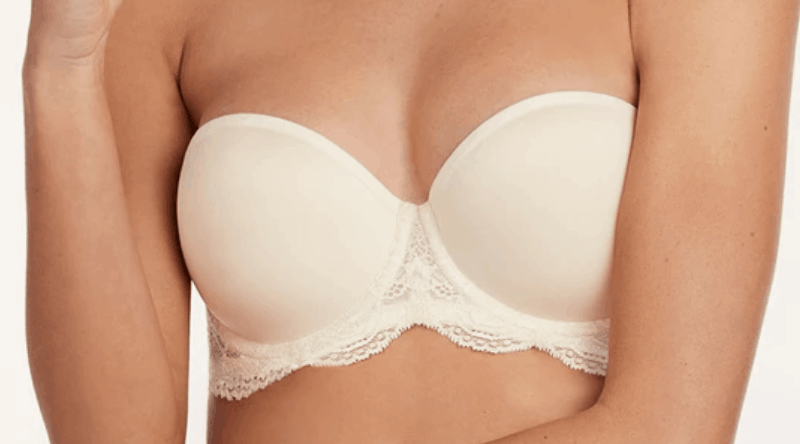 Best strapless wedding bra
