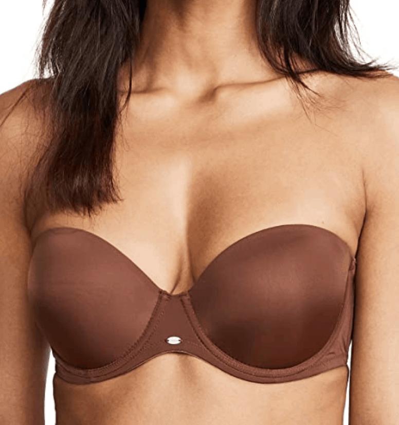Best Calvin Klein strapless bra