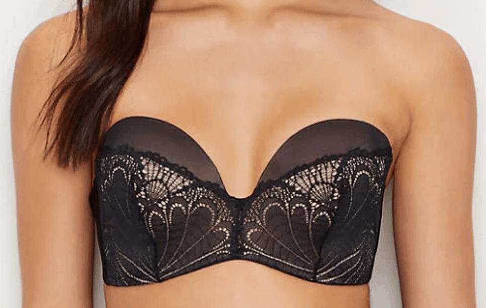 Best strapless push up bra