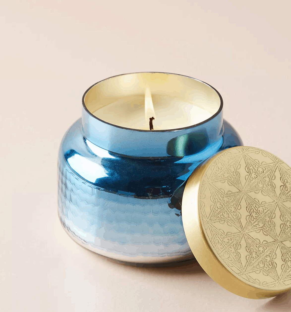 types of candles Blue Jar Candle Anthropologie