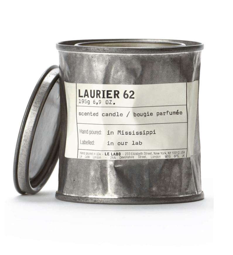 Laurier62 Vintage Candle