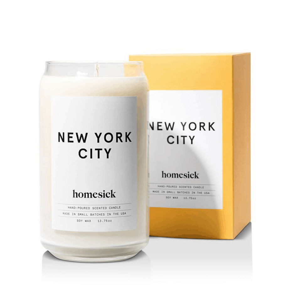 New York City Candle