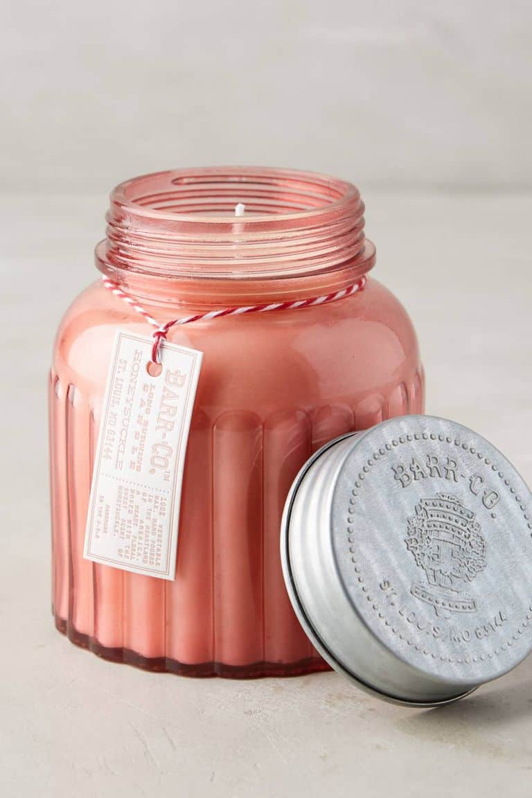 apothecary candle anthropologie