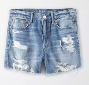 best denim shorts for women