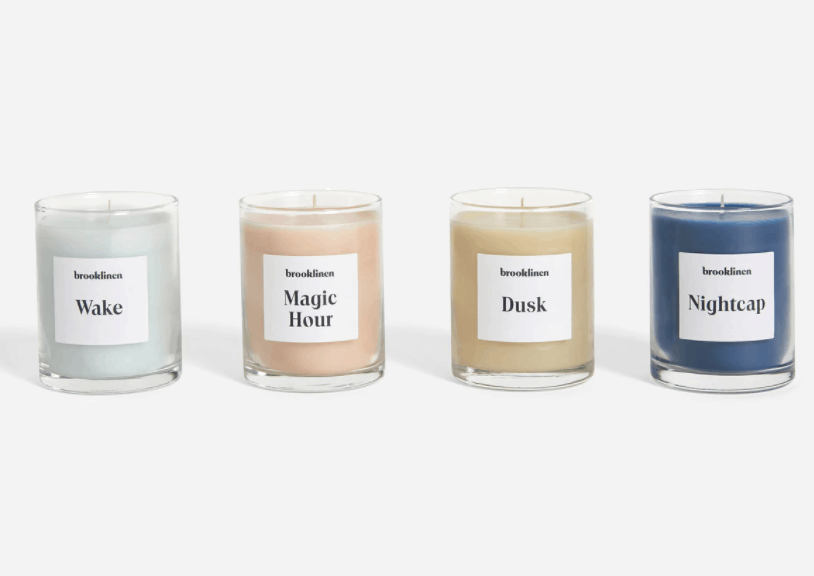 Brooklinen candles